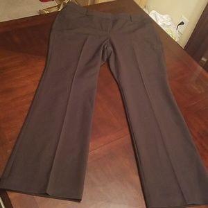 Worthington Modern Fit pant size 14P NWT